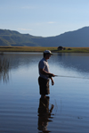 Crystal Waters Underberg.Trout fishing in the trout dam