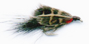 Crystal Waters Underberg. Trout fishing lure.